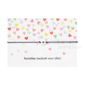 afscheid-bedankt-leidster-kinderdagverblijf-cadeautje-corona-bedankjes-armband-schooljaar-bedank-lerares-juf-cadeau-hartje-zwart-wit-rood